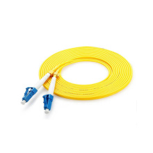 Corde de correction optique de fibre de LC PC / UPC SX