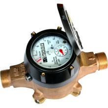 AWWA/americano/medidor de flujo, medidor de agua (PPD)