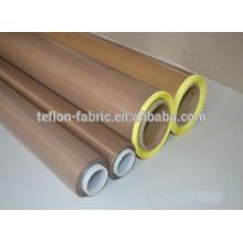 Facile à nettoyer un tissu de doublure en fibre de verre de haute qualité avec du caoutchouc en silicone Fabriqué en Chine