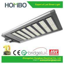 La venta caliente 280w brillante estupendo del ~ 300w llevó la luz de calle fresco / la lámpara al aire libre llevada blanca pura 5 años de garantía CE RoHS Bridgelux SMB llevó