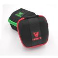 Caixa de caixa de relógio EVA personalizada com zíper colorido