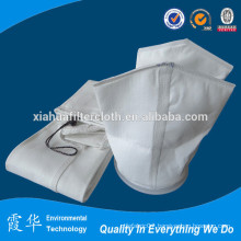 Polyester pool cleaner filter bag for liquid filteration