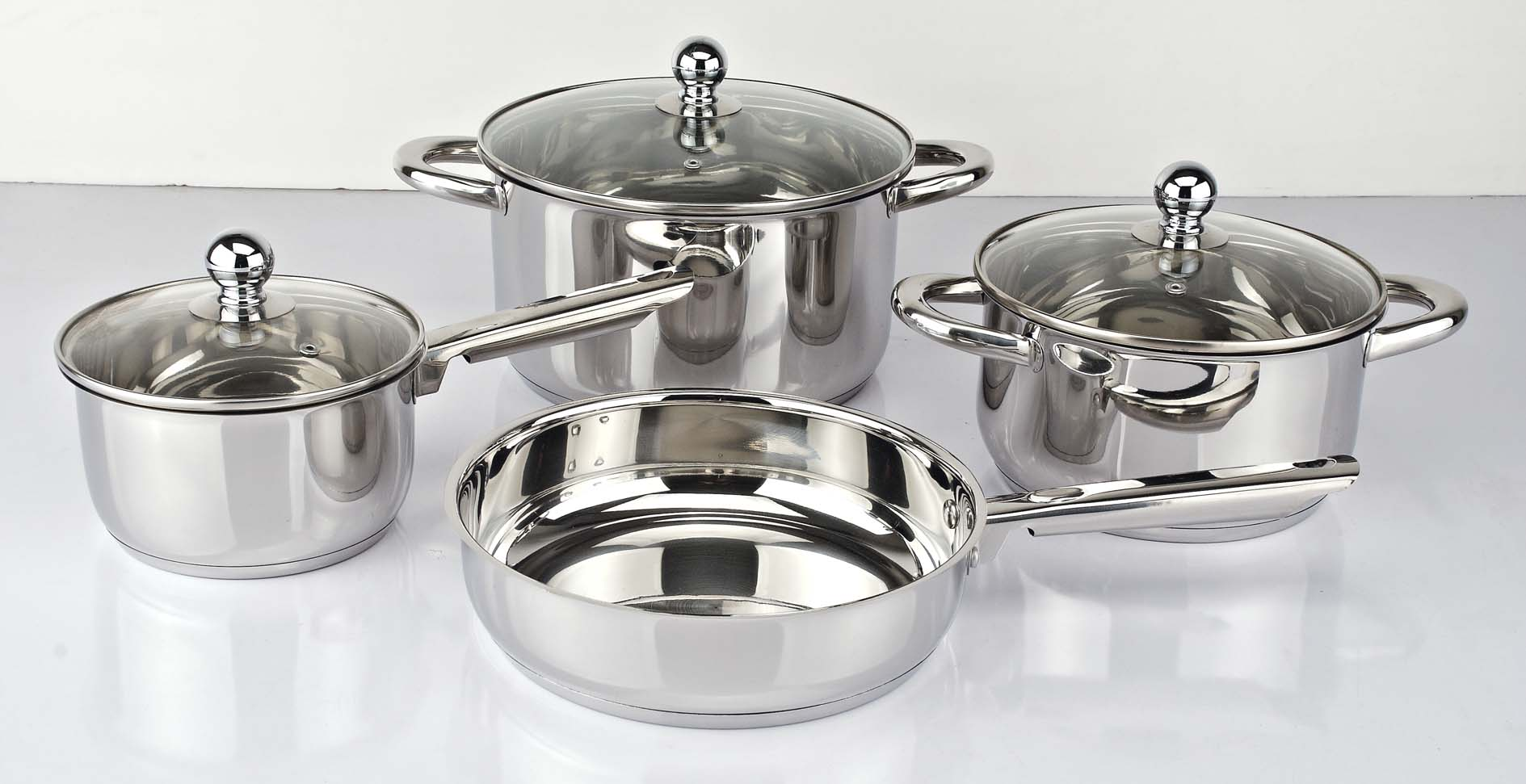 7pcs stainless steel kitchenware FRANCE