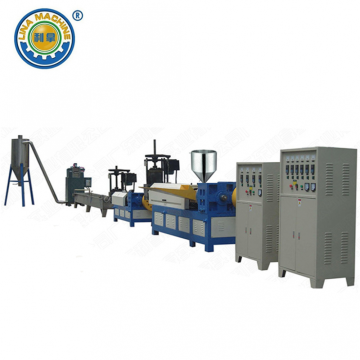 Noodle Pull Line Pelletizer do PP PE PET