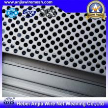 Сталь 304 Перфорированные металлические пластины / Перфорированная металлическая сетка