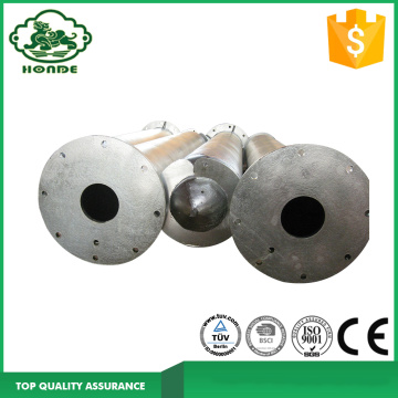 Q235 Steel Screw Piles Anchor