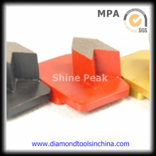 Diamond Grinding Plates for Floor and Epoxy Resin