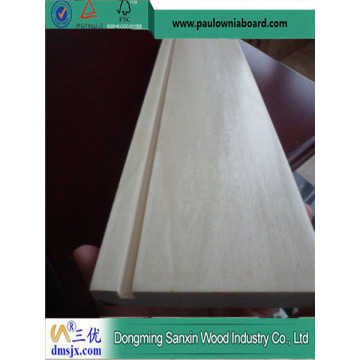 Pappel Schublade Seiten Panel mit fertig
