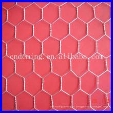 Cerca de malha de arame hexagonal de alta qualidade