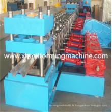 Machine de formage de rouleaux de barrage de route de haute qualité