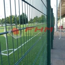 Double Horizontal Wire Welding Fence