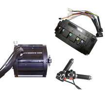 100KPH QS 138 Mid motor QS 3000w mid drive motor for electric motorcycle