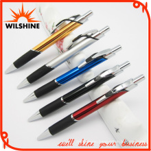 Quality Metal Ballpoint Pen with Rubber Grip for Promotion (BP0136)