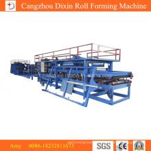 EPS Sandwich Roll Forming Machine Sandwich Panel Manufacture Machine