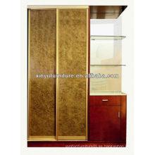 Dormitorio de hotel pecho de madera XY2961