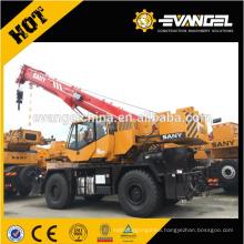 Sany best 35 ton rough terrain crane SR350