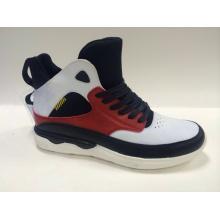 Zapatos corrientes de cuero baratos al por mayor de la fábrica
