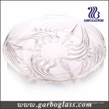 S- Shaped Glass Plate (GB1726)