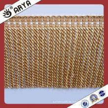 Sofa Bullion Fransen für Vorhang, Herstellung