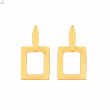 Bulk Custom Made Wholesale Fantasy Special Square Earring
