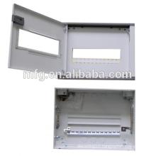 Custom sheet metal powder coating distrubution box