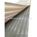 Dernier revêtement de mur d'Asapvc de couleur pour la zone acide-encline de pluie