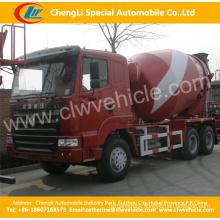 6*4 HOWO 375HP 14cbm Concrete Mixer Truck