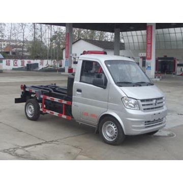 DONGFENG Gasoline Small 3CBM Hook Lift Trucks