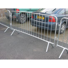 Removed Safety Crowd Control Barriers with ISO9001 and SGS