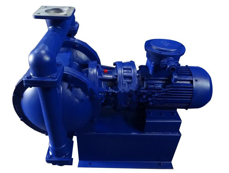 DBY type electric diaphragm pump (with PTFE diaphragm) 2