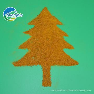 Proteína da categoria 65 da alimentação das aves domésticas do glúten do milho, refeição quente do glúten do milho da venda com boa qualidade