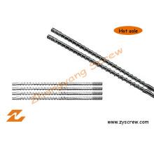 Barril de solo tornillo de extrusión (ZYE196)