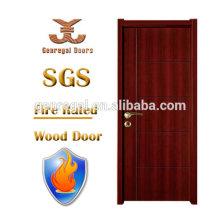 BS Hotel 30mins 60mins Puerta de madera contra incendios