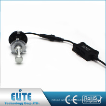 O tipo do farol e o CE / RoHs / certificação E-mark H4 conduziram o poder superior do farol do carro