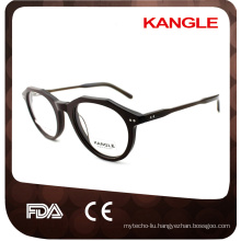 New model yellow eyeglass frames With Long-term Service