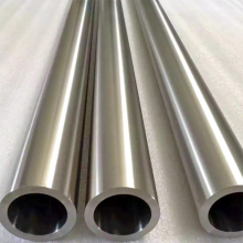 High quality titanium alloy pipe