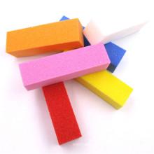 Cheap White 4 Way Eva Nail Buffer Block Mini Sanding Block