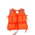 Куртка из полиэтиленовой пены (оранжевая)