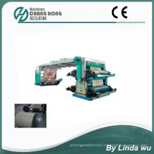 4 Color PP Woven Flexo Printing Machine (CH884-1200W)