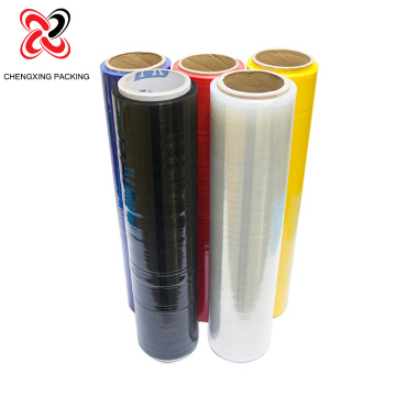Clear Pallet Stretch Wrap Cling Film