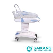 X01-4 Plastic Infant Newborn Kids Bed