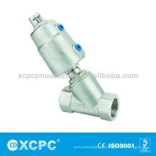 Série XC bisel de aço inoxidável válvula (válvula de assento)