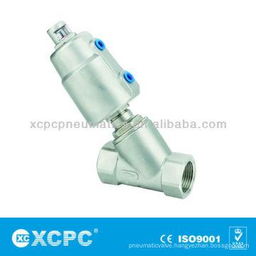 XC series Stainless Steel Bevel Valve (Seat valve)