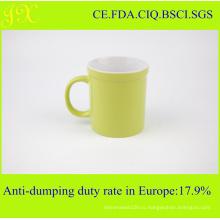 Оптовая Custom Рекламные керамические чашки Чашку кофе