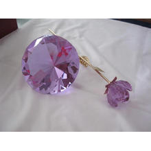 Pink Crystal Wedding Favors (JDH-041) with Beautiful Shape
