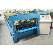 steel sheet corrugated micro wave cold roll forming machine