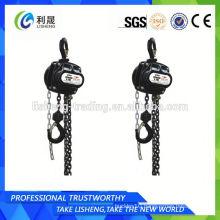 Triple Spur Gear Chain Hoist