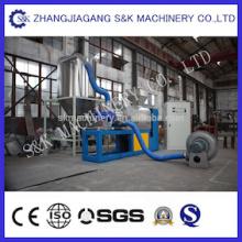 Quetsch-Recycling-Maschine für Kunststoff-Folie