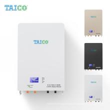 TKPW10000 Hybrid Inverter Powerwall  10kwh 48v 200ah Solar Power Wall Battery Pack