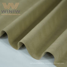 Custom  High Quality Waterproof Material Microfiber Artificial Suede Leather